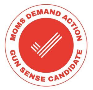 2018 Gun Sense Candidate Logo - crop